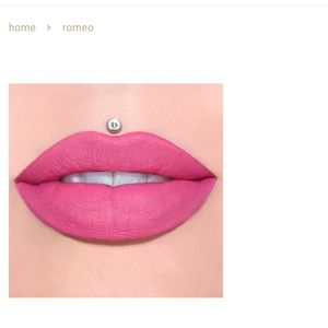 Jeffrey Star ⭐️ Romeo Velour Liquid Lipstick